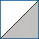 Dekorbeispiel Weiß/Silber